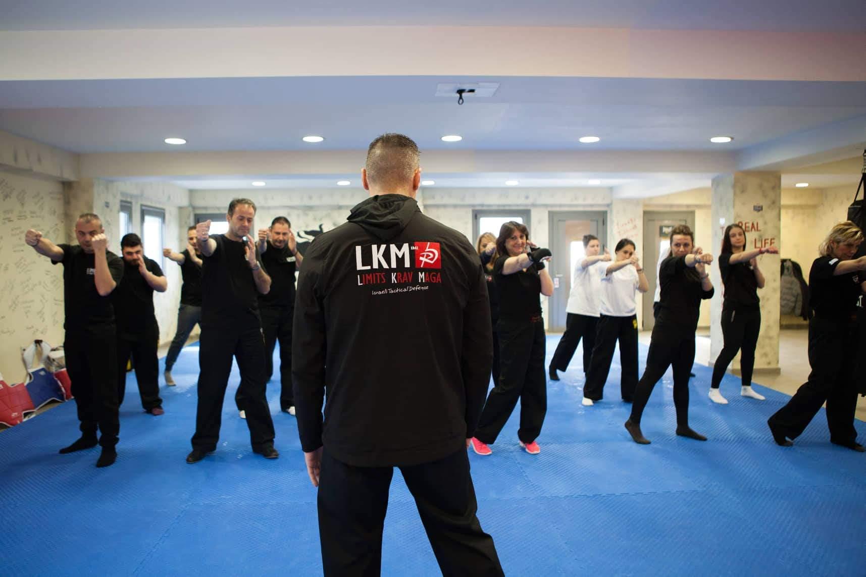 Το νέο εκπαιδευτικό πρόγραμμα της Limits Krav Maga