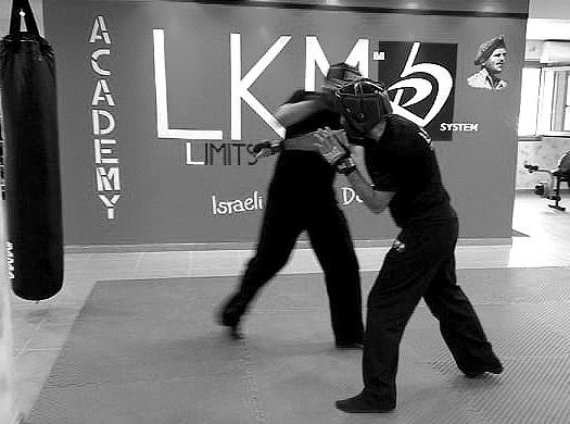 Μαχητικές ικανότητες στο Krav Maga από την LKM