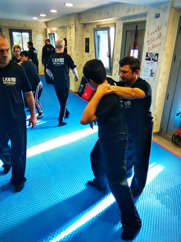 Level test Krav Maga