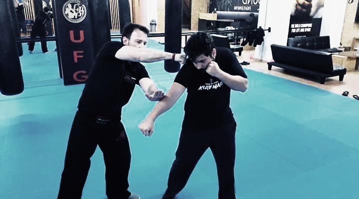 Inside defence krav maga από την LKM