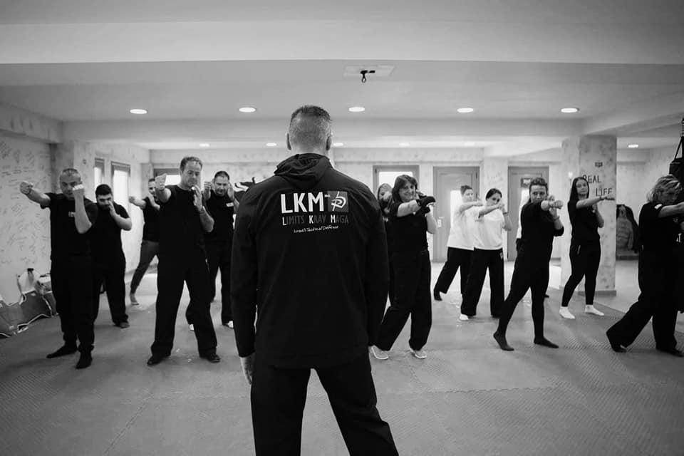 Νέα σχολεία εκπαιδευτών Krav Maga & Fitness από την LKM